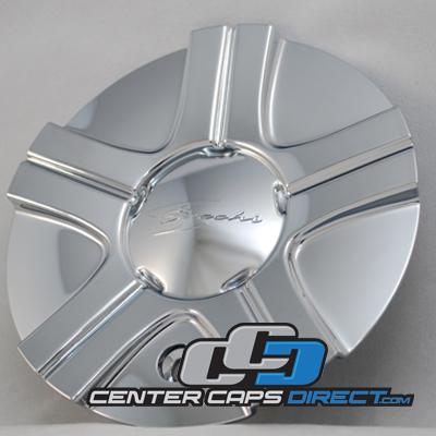 5100770F-1 Sacchi Wheels Center Caps
