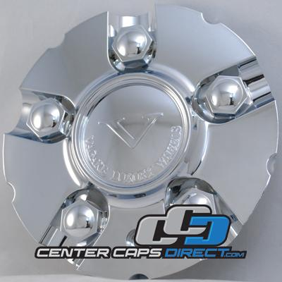 550 and or 55U S1050-V8 Vagare Luxury Wheels Center Cap Display Model