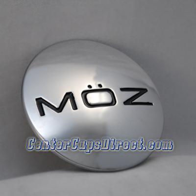 USED MOZ Wheels 7810-16 7810-16MOZ Used Chrome Center Cap