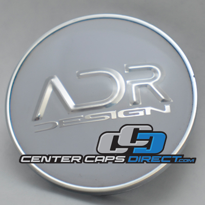 #087 ADR Center Cap white logo