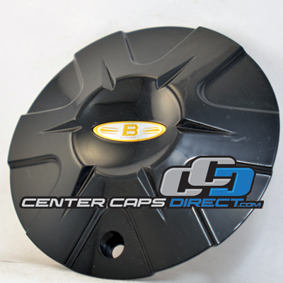 6502295F-1 Baccarat Wheels Display Center Cap
