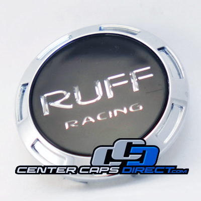 C-352 S807-12-6 AND OR S816 ALL SIZES R948 ALL SIZES Ruff Racing Wheels Center Cap Display Model