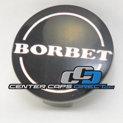 74404 BORBET Borbet Center Cap Display Model