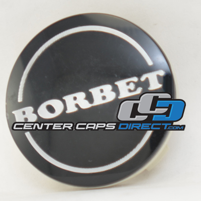 6N0071214666 Borbet Wheels Center Cap Display Model