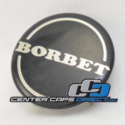 C 15 Borbet Wheels Center Cap Display Model