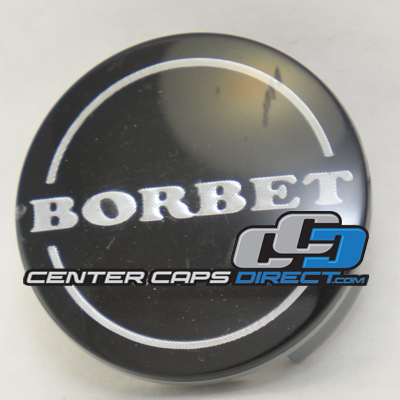 #5348 Borbet Wheels Center Cap Display Model