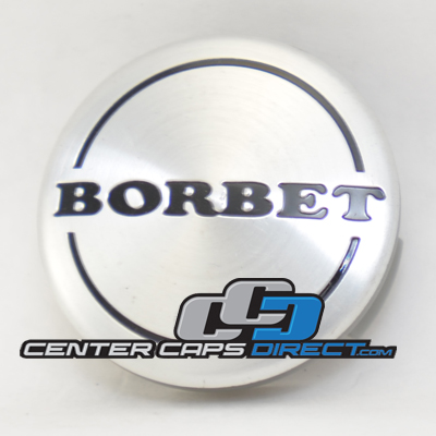 #5348 Borbet Center Cap Display Model