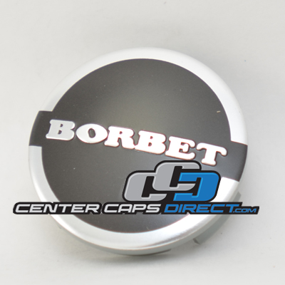 74404 BORBET Borbet Wheels Center Cap
