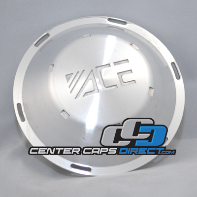 C001 center piece on for ACE T-1 Ace Wheels Center Caps