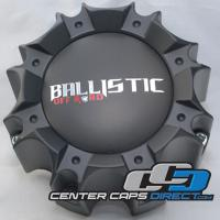 CA0-WX05-165.1-170-8H LG0805-11 and or WX05-165.1-170-8H Ballistic Wheels Center Cap