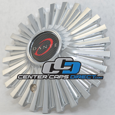 98-1257 and or 10620 Dante Wheels Center Caps