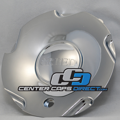 GRE0656-CAR-CAP P-111-1724 Greed Wheels Center Caps