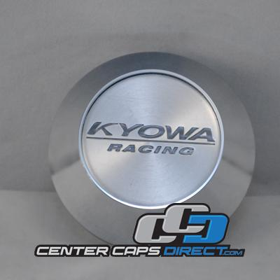 D-35  KR228  Kyowa Wheels Center Caps