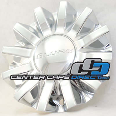 CS420-D2P Elure Wheels Center Cap REPLACEMENT WITH DIFFERENT LOGO