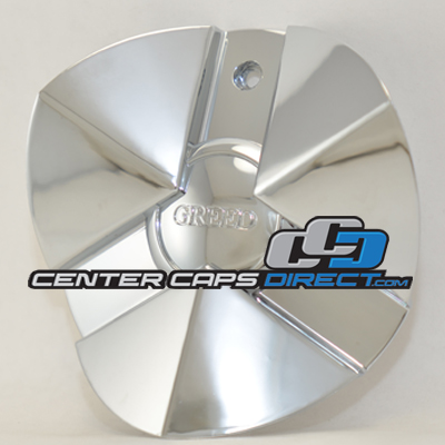 C-GRE1-C Greed Wheels Center Cap Display Model