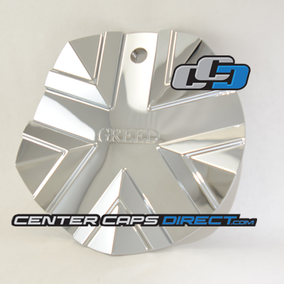 C-GRE2-C Greed Wheels Center Cap Display Model