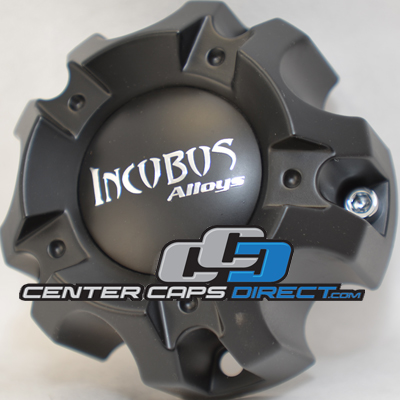 CAP-WX03-135/139.7-5H and or WX-03-135/139.7-5H Incubus Wheels Center Cap