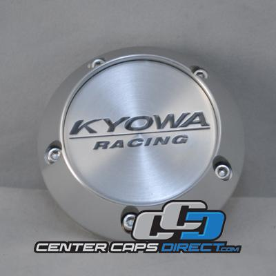 KR210, 656 (Trek 10) Traditional logo Kyowa Wheels Center Caps