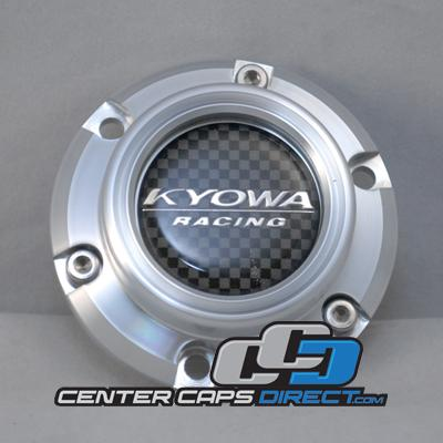 KR635 Shift Kyowa Wheels Center Caps