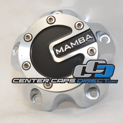 PMB4410-6/7 and PCA4410-7 5 LUG ONLY Mamba Center Cap Display Model