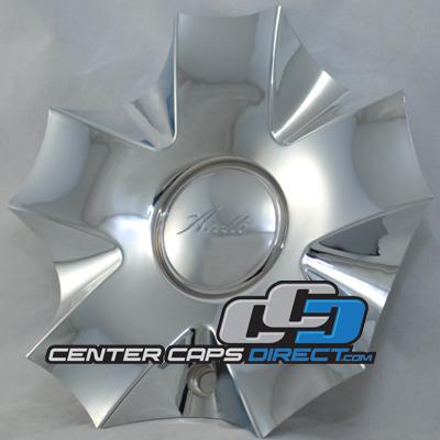 146-100C Arelli Wheels Center Cap Display Model