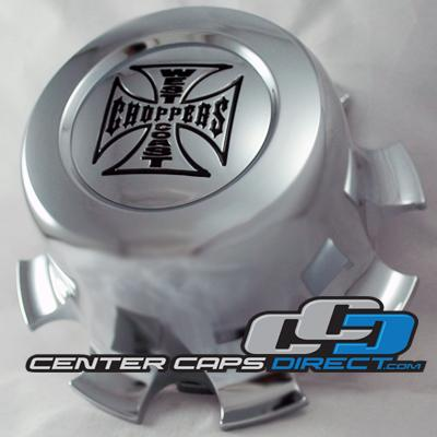 Lawless 8 7430-15 Jesse James Wheels Center Caps Jesse James Lawless 8 Cap