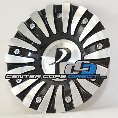 CSPW118-1A-AL Phino Wheels Center Cap Display Model