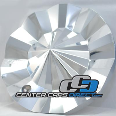 TR284 Edge Wheels Center Caps