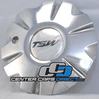 C-C13 TSW Wheels Center Cap Display Model