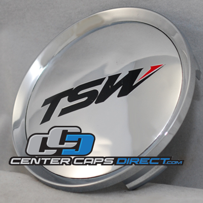 CAP-T085 TSW Wheels Center Caps