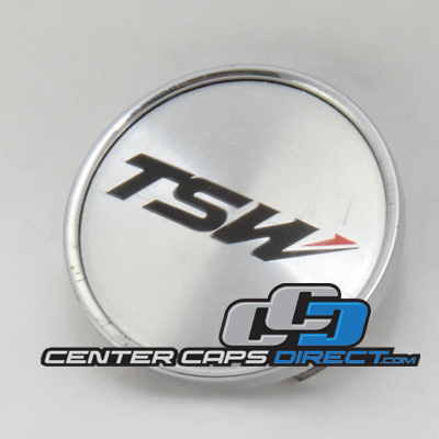 C190 TSW Wheels Center Caps