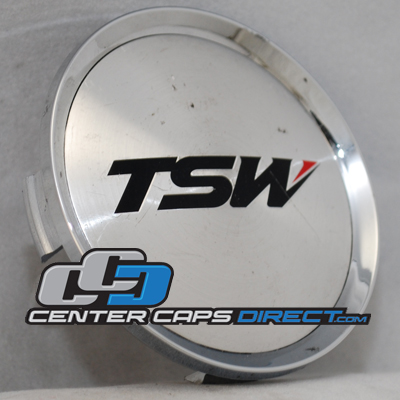 CAP-T-085 TSW Wheels Center Caps