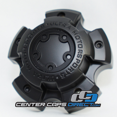 89-9855 Ultra Motorsports Wheels Center Caps
