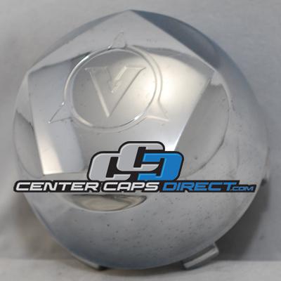 C-672-2 V Line Wheels Center Cap Display Model