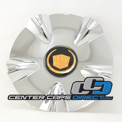 MT24-VI HEDE Cadillac Center Cap