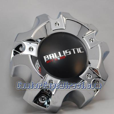 CAP-WX03-135/139.7-5H and or WX-03-135/139.7-5H Ballistic Wheels Center Caps