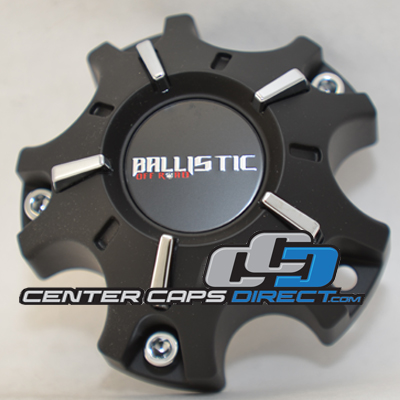 SDG0010 WX-07-CAP Ballistic Wheels Center Cap