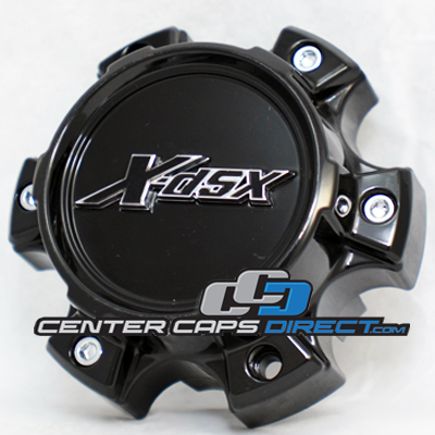 882S01 89-9595B X-dsx Wheels Center Cap Display Model