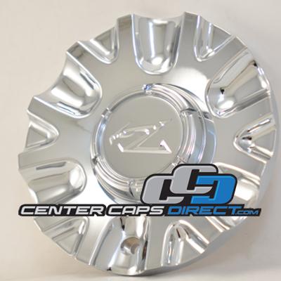 "4 Chrome Center Caps 3""//3/"" After Market"