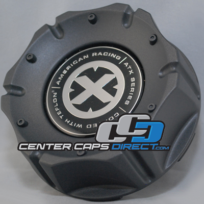 (Top piece only) 1425000011 1425006018 1066B114 American Racing ATX Wheels Center Cap
