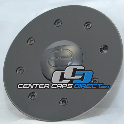 EE8590-180 LG Edge Wheels Center Caps