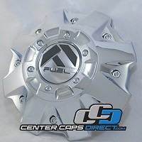 Display Model Fuel Offroad Center Cap 1001-58 1001-63 for Hostage, Octane, Boost, Throttle Fuel Offroad Wheels Center Caps