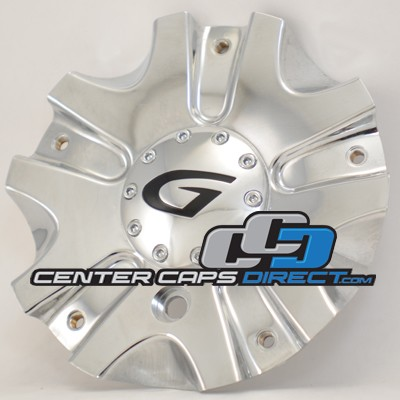 "C-G3-C and or no part number measures: 6.192"" in Diameter Gianna Wheels Center Cap"