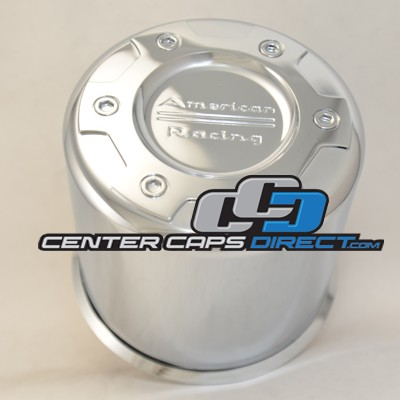 1515000041 8x6.5 and 8x170 bolt patterns American Racing Center Cap