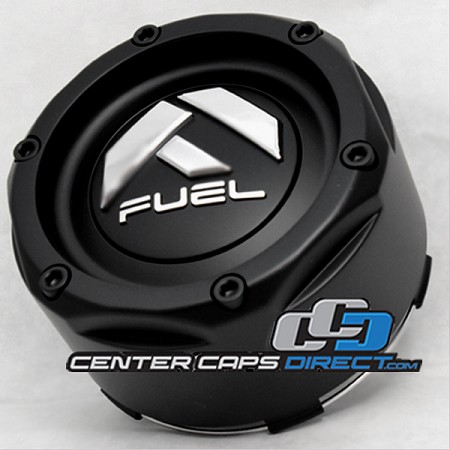 1003-49 Fuel Offroad Wheels Center Cap Gloss Black